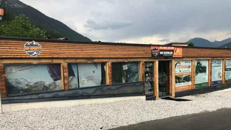 Treffpunkt Schlick Tandemflug Fulpmes bei Hp-Sports